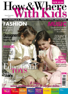 How & Where With Kids cover