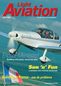Light Aviation cover