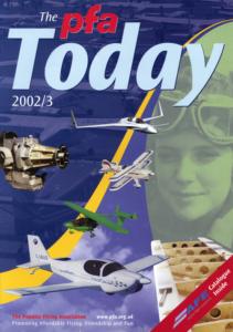PFA Today cover