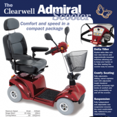 Imax D&P Clearwell Admiral